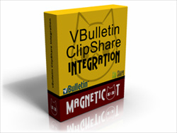 MagnetiCat vBulletin ClipShare Integration